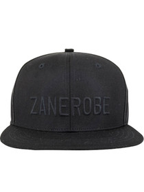 Stealth Embossed Snapback Hat