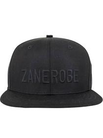 Stealth Embossed Snapback Hat