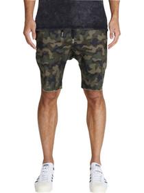 Sureshot Chino Shorts In Dark Camo
