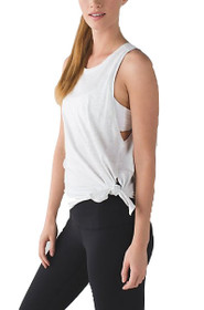 Loose Ends Tie Muscle Tank