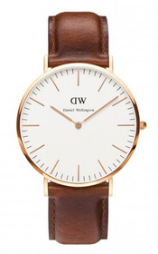 Classic St. Andrew Leather Watch