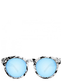 High Emotion Round Sunglasses