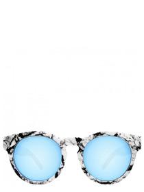 High Emotion Round Sunglasses