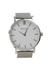 The Mesh Minimalist Watch in Silver