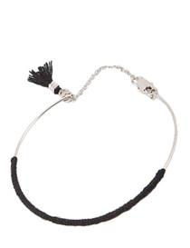 Thread & Tassel Bracelet