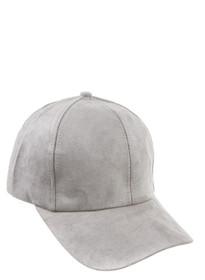 Hudson Faux Suede Hat