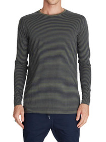 Stripe Flintlock Long Sleeve Tee