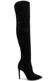 Ayla Suede Over The Knee Boot