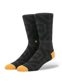 Blackhills Print Socks