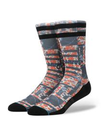Maize Print Socks