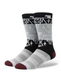 Thunder God 2 Print Socks