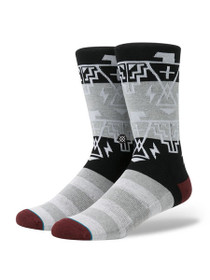 Thunder God 2 Print Socks