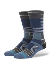 Wanderer Print Socks