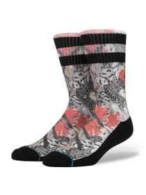 Island Lyfe Print Socks