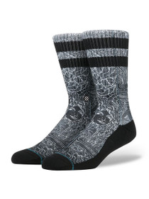 Via Bella Print Socks