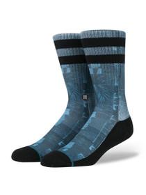 Piranha Print Socks