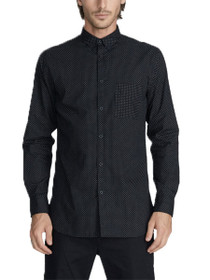 Tiktak 7 ft. Long Sleeve Button Down Shirt