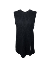 Hold You Crew Neck Sleeveless Knit
