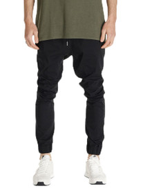 Dropshot Tech Joggers In Black
