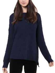 Stratford Knit Crew Neck Sweater