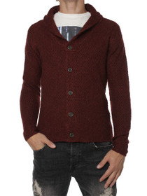Cadoc Knit Button Up Cardigan