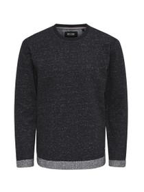 Brad Crew Neck Knit Sweater