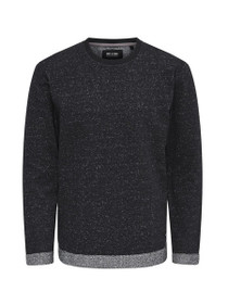 Brad Crew Neck Knit Sweater