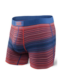 Vibe Boxer Modern Fit in Red Binding Stripe