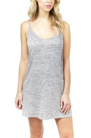 Olivia Scoop Neck Shift Dress
