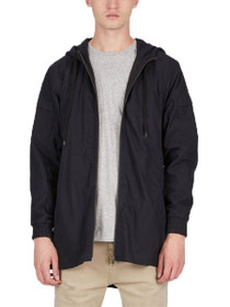Shade Anorak Hooded Zip Jacket