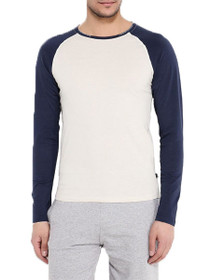 Poyraz Long Sleeve Baseball Tee