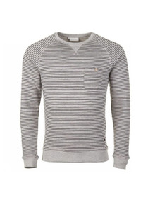 Memphis Pocket Stripe Sweatshirt