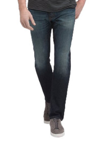 The Matchbox Contour 360 Slim Denim in Landers