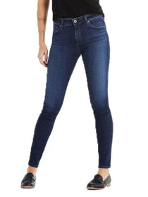 The Farrah Skinny High Waisted Denim in Paradox