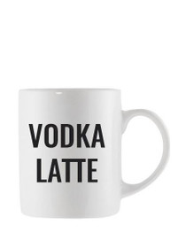 Vodka Latte Oversized Mug