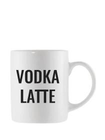 Vodka Latte Oversized Mug