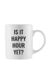 Happy Hour Oversized Mug
