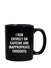 Inappropriate Thoughts Oversized Mug