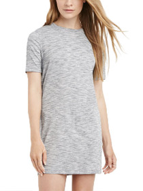 Spacy Dye Knit Mini Tee Dress