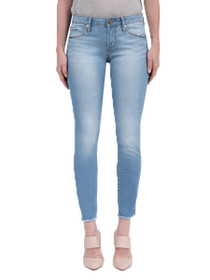 Sarah Skinny Denim in Bay