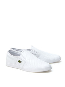 Gazon Nappa Leather Slip-Ons