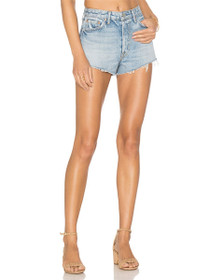Cindy High Rise Denim Shorts in Can't Get Enough