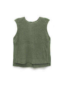 Jones Button Back Knit Tank