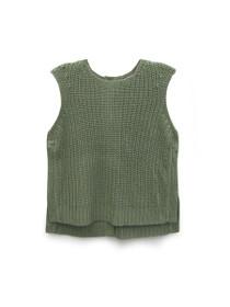 Jones Button Back Knit Tank