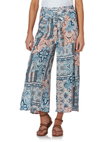 Marrakech Flowy Tie Pants