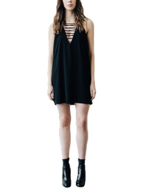 Helena Criss Cross Shift Dress