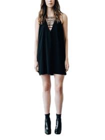 Helena Criss Cross Shift Dress