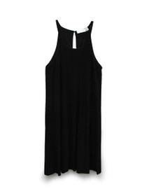 Begin Again Ribbed Sleeveless Dress