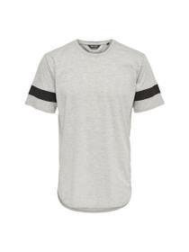 Matt Longy Mess O-Neck Mesh T-Shirt