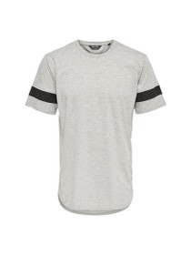 Matt Longy Mess O-Neck Mesh T-Shirt